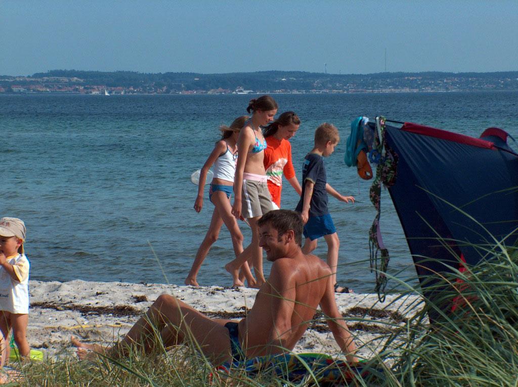 Danmarks Strandguide - Djursland